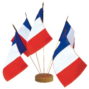 France (drapeau de table)