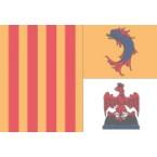Provence-Alpes Côtes d'Azur (drapeau)
