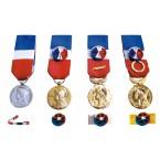 Médailles du travail