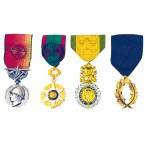 Médailles (autres)