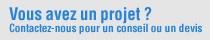 Vous avez un projet ?